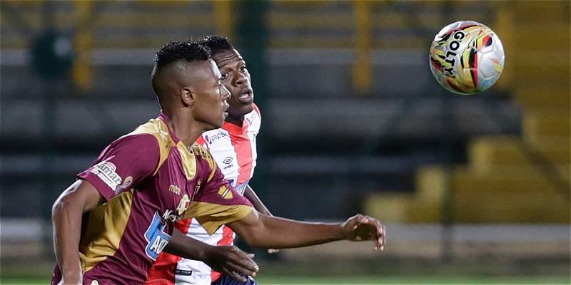 Junior dejó por fuera al campeón de la Copa: 1-1 frente a Tolima