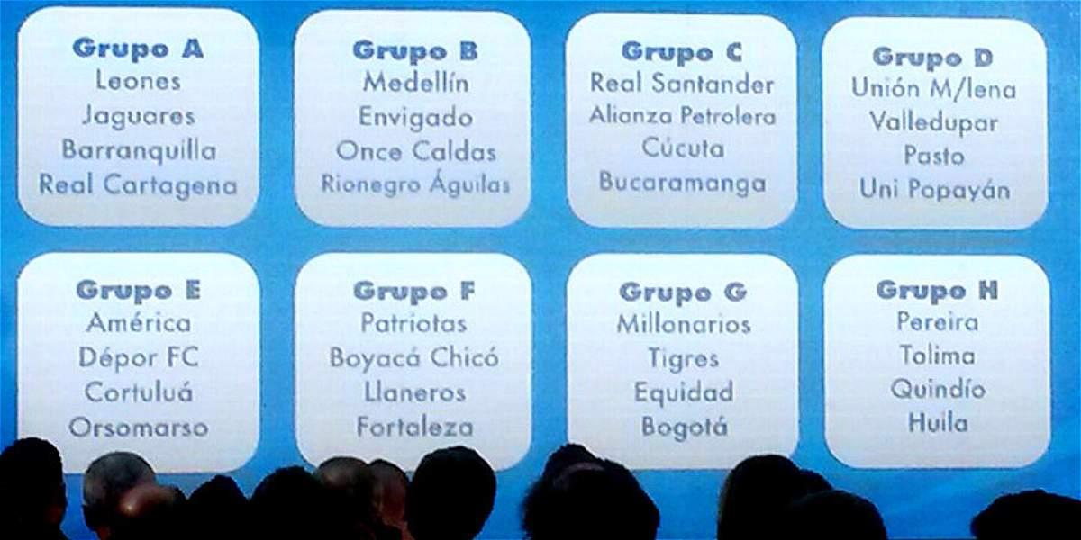 Calendario Copa Águila 2016 - Copa Águila   Futbolred.com