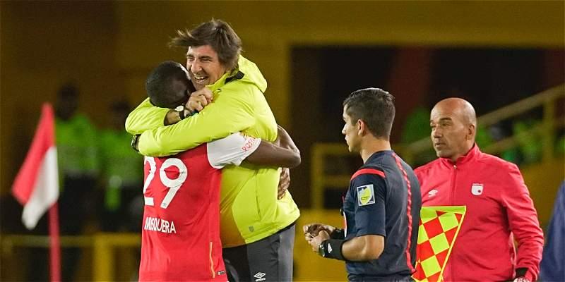 Santa Fe remontó y derrotó 2-1 a Deportes Quindío, en Copa