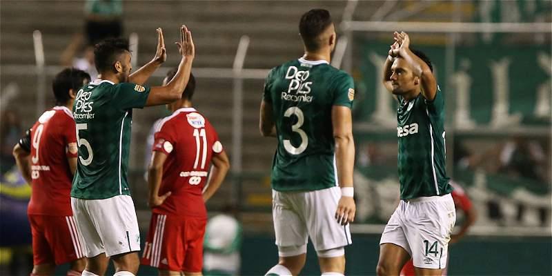 Cali se quedó con el clásico valluno en Copa: venció 2-1 a América