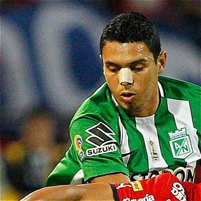 Daniel Bocanegra Atlético Nacional