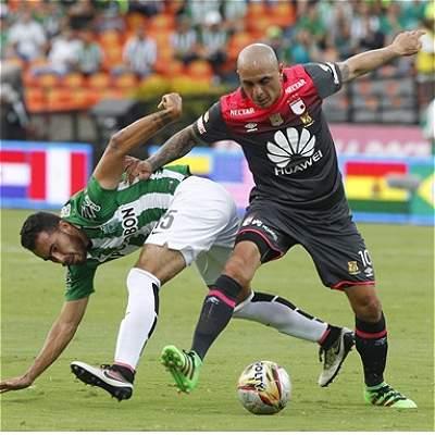 Horarios de las semifinales de la Copa Colombia