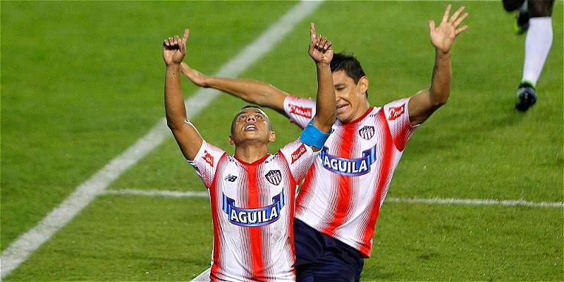 Junior es el primer finalista de la Copa: le ganó en penaltis a Tolima