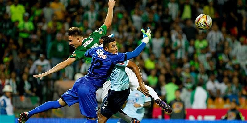 Nacional ganó y gustó en la primera final de la Copa: 2-1 sobre Junior