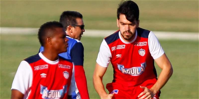 Junior, a dejar el alma en la cancha en final de Copa contra Nacional