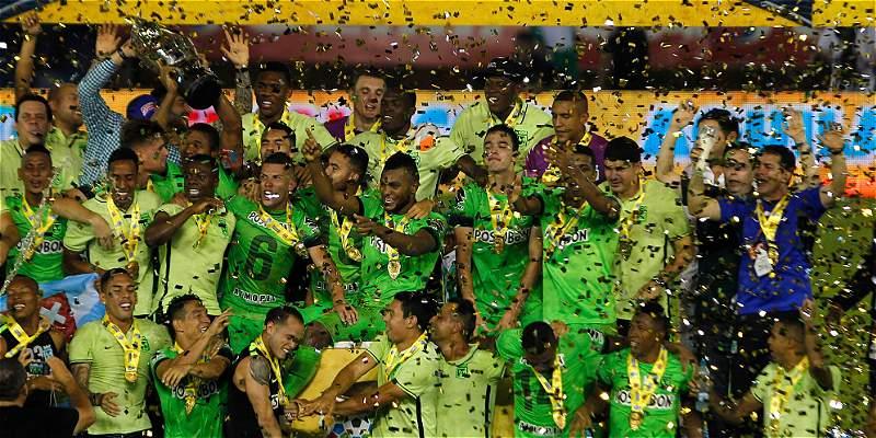 Nacional volvió a mostrar su superioridad: ¡Campeón de Copa Colombia!
