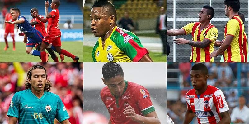 Así se jugarán las 6 jornadas de la fase de grupos en la Copa Colombia