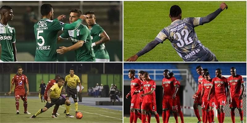 Conozca cómo se jugará la primera jornada de la Copa Colombia-2017