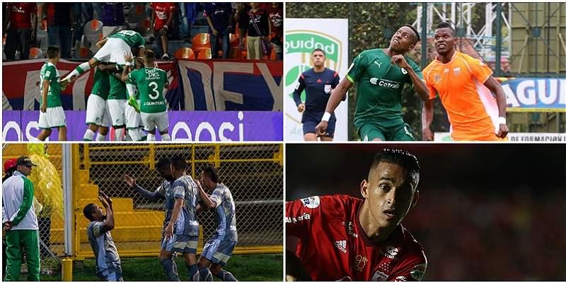 Así se disputará la segunda jornada de la Copa Colombia-2017