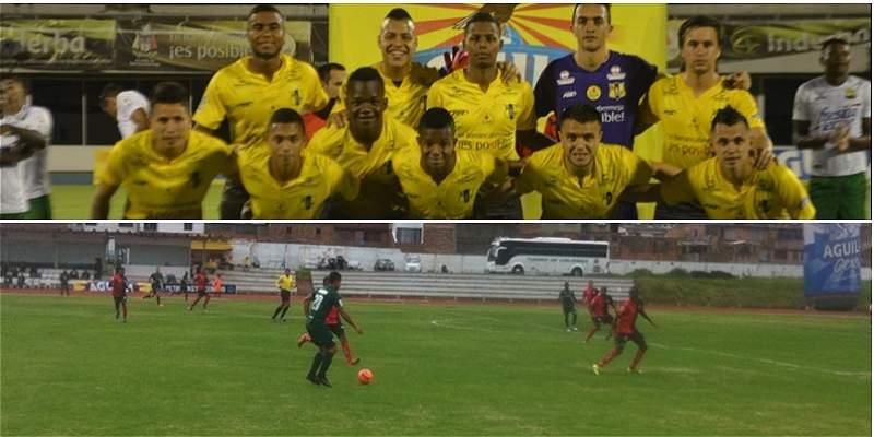 Copa Colombia fecha 1