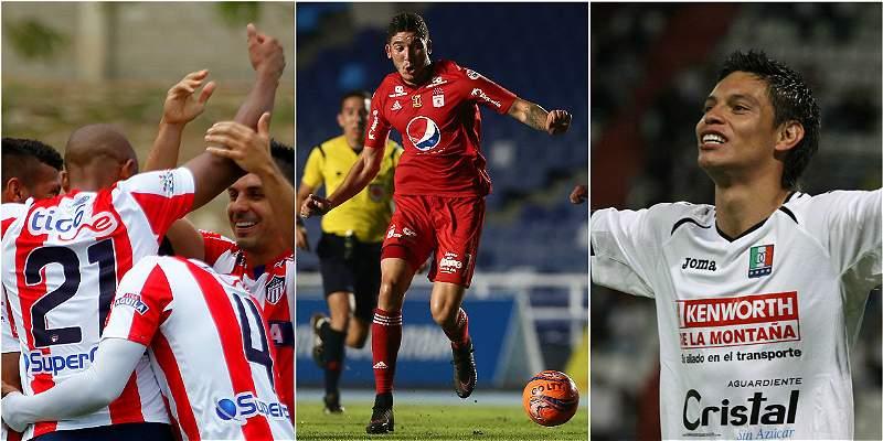 Junior ganó, América empató y Caldas cayó en inicio de fecha 2 de Copa