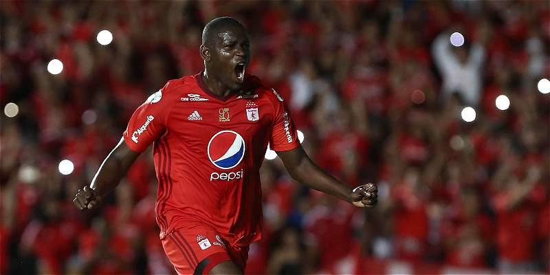 \'Les regalamos los goles al Cali, hay que mejorar\': Martínez Borja