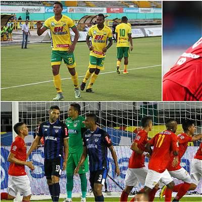 Resumen fecha 5 Copa Colombia