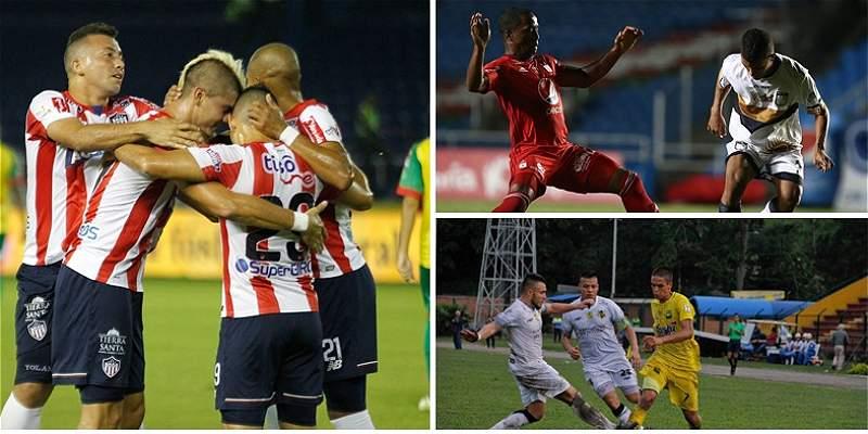 Estos son los ocho primeros clasificados a octavos en Copa Colombia