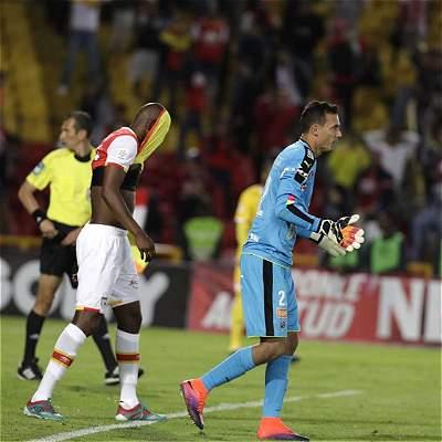 Medellín eliminó a Santa Fe en penaltis y está en semifinal de Copa