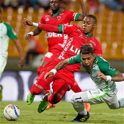 Patriotas se hizo fuerte contra Nacional y clasificó a 'semis' de Copa