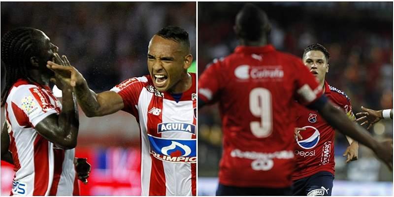 Junior y Medellín horario final vuelta