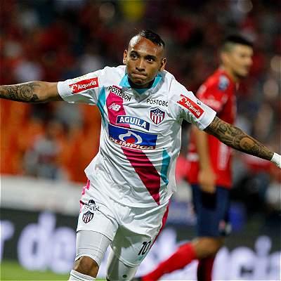 'Junior es un equipo maduro y que sabe jugar finales': Jarlan Barrera