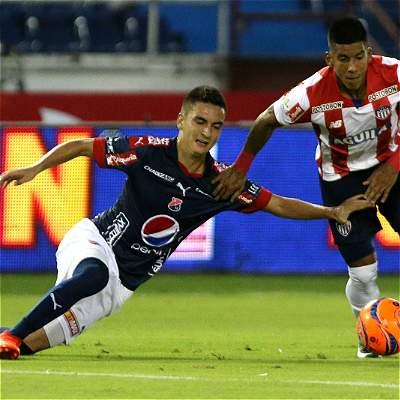 Lista la hora para final de vuelta de Copa Colombia entre Junior y DIM