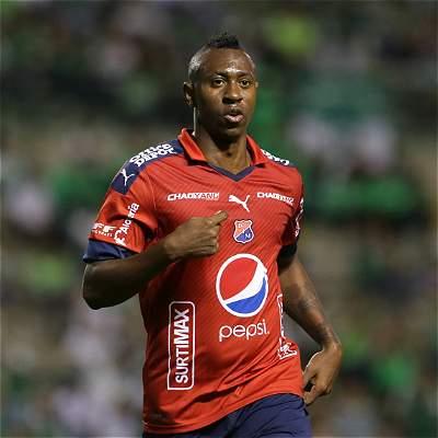 'El partido contra Junior va a ser muy lindo': Juan Fernando Caicedo