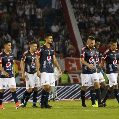 DIM dejó escapar primera oportunidad de clasificar a Copa Libertadores