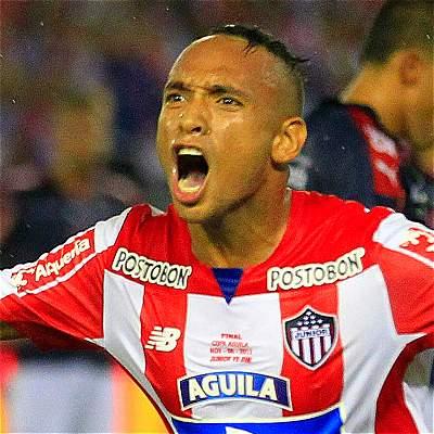 Jarlan Barrera Atlético Junior