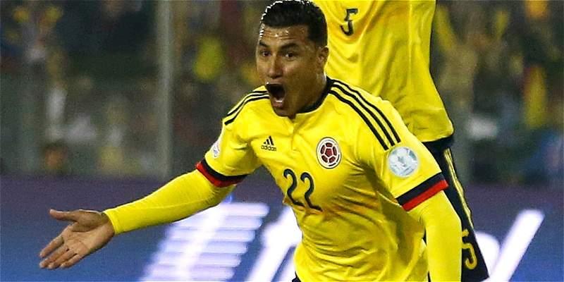 Jeison Murillo, el mejor jugador joven de la Copa América Chile-2015