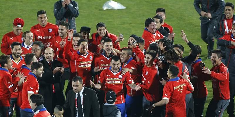 ¡Chile se coronó por primera vez campeón de América!