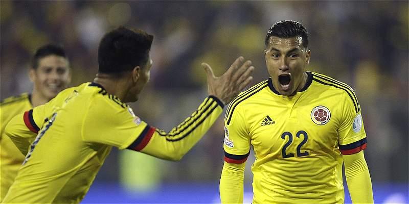 Jeison Murillo, en el equipo ideal de la Copa América
