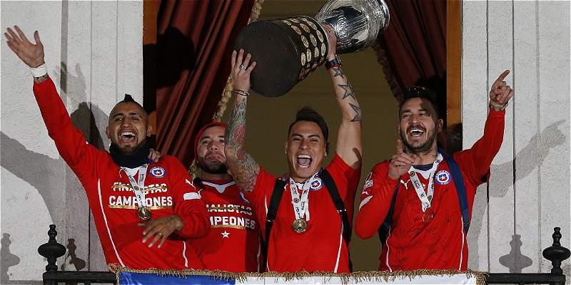 Chile celebra