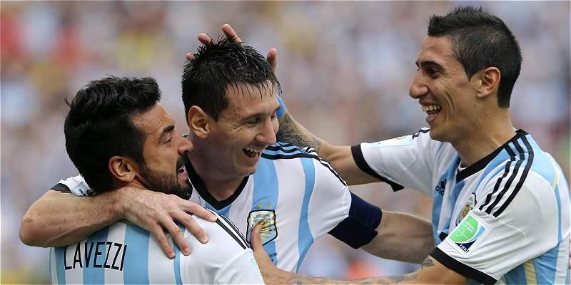 Celebra Argentina