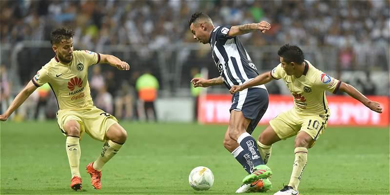 Medina, Murillo y Cardona, autorizados para jugar final en México