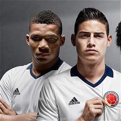 Camisetas selecciones Copa América Centenario/GALERÍA