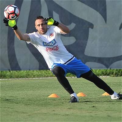 David Ospina Selección Colombia