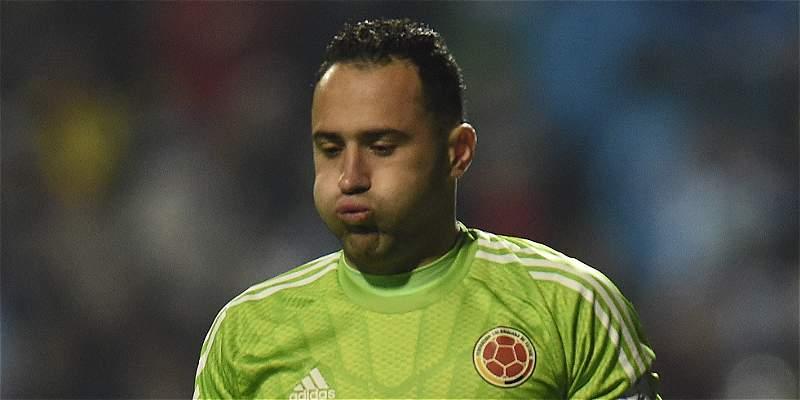 David Ospina se retira de colombia.