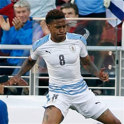 Uruguay se despidió de la Copa América con triunfo: 3-0 sobre Jamaica