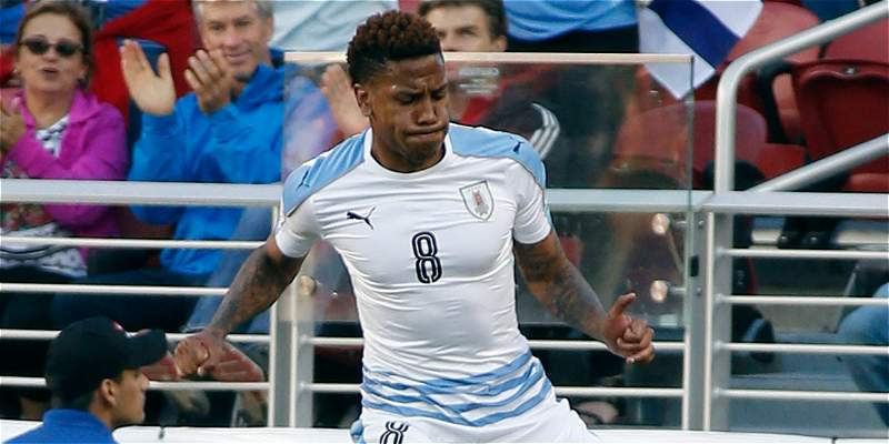 Uruguay venció a Jamaica