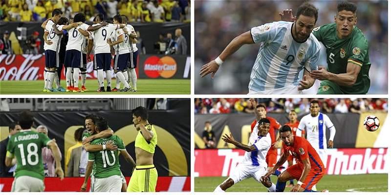 Los datos estadísticos más relevantes tras la primera fase de la Copa
