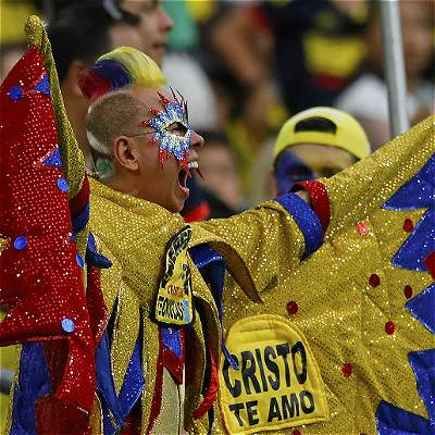 Perú-Colombia y México-Chile serán los primeros llenos de la Copa