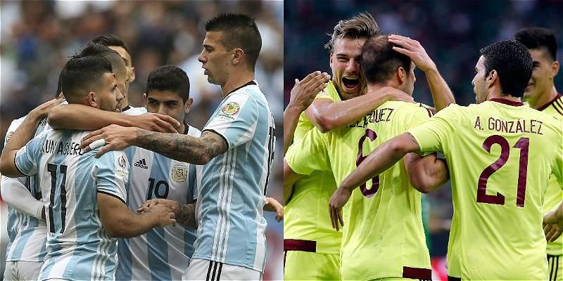 Argentina anhela ganarle a Venezuela y acercarse más al ansiado título