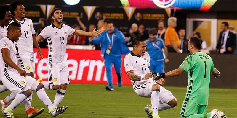 Selección Colombia Copa América