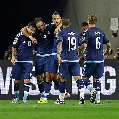 Argentina sueña con levantar su Copa América número 15