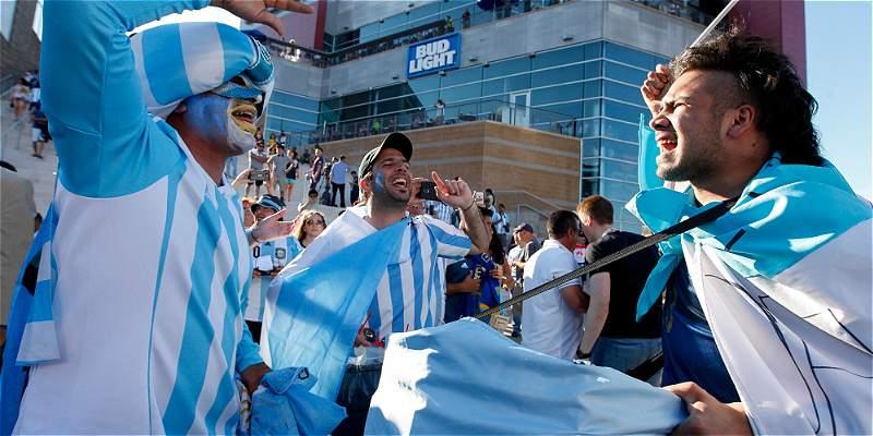 Pocas entradas y precios muy altos para ver juego de la final de Copa