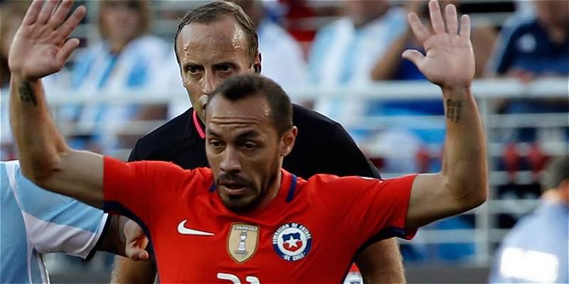 Marcelo Díaz se recuperó de sus molestias y podrá jugar la final