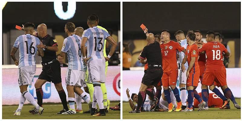 En imágenes: a pura tarjeta, el show de Heber Lopes en final de Copa