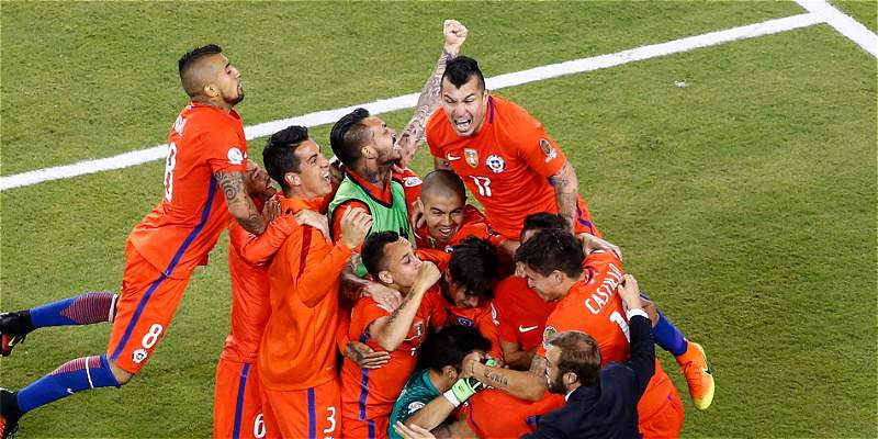 Chile campeón de Copa América