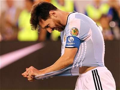 Lionel Messi (galería)