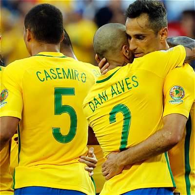 Brasil tomará el relevo y organizará la Copa América en 2019