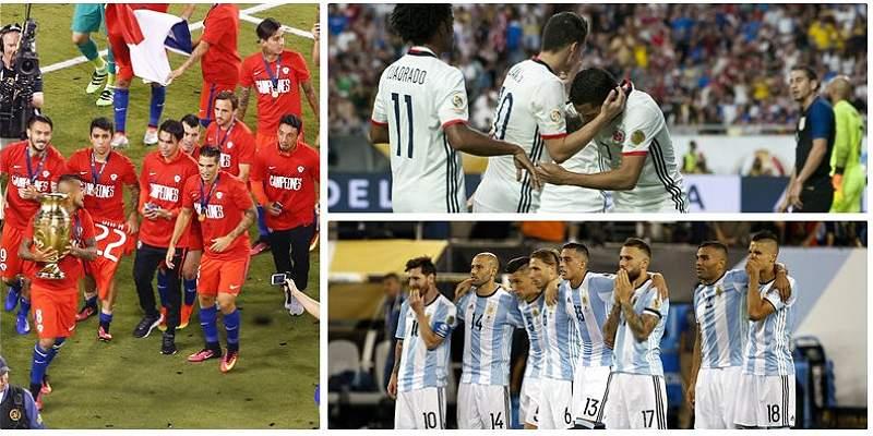 Los diez momentos de la Copa América Centenario