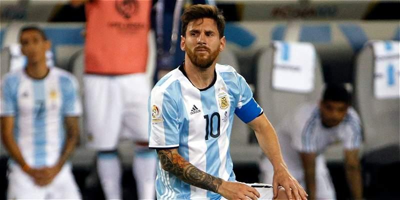 La renuncia de Messi a la Selección Argentina y un lunes de avalancha